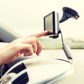 Gadget per l'auto