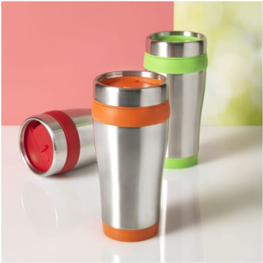 Bicchiere termico ELWOOD - 470 ml - 5