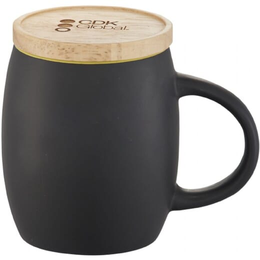 Tazza in ceramica HEARTH - 400 ml - 4
