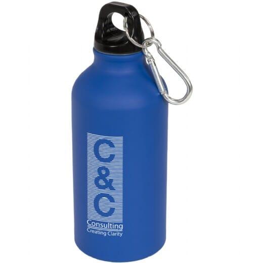 Borraccia sportiva opaca OREGON - 400 ml - 1