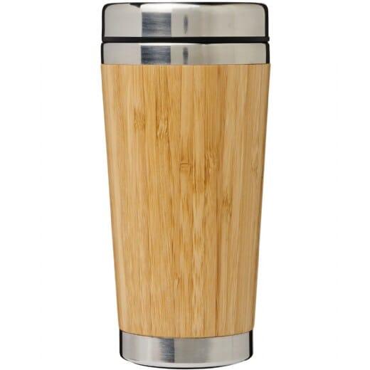 Bicchiere termico BAMBUS - 450 ml - 3