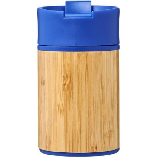 Bicchiere termico in bambù ARCA - 200 ml - 6