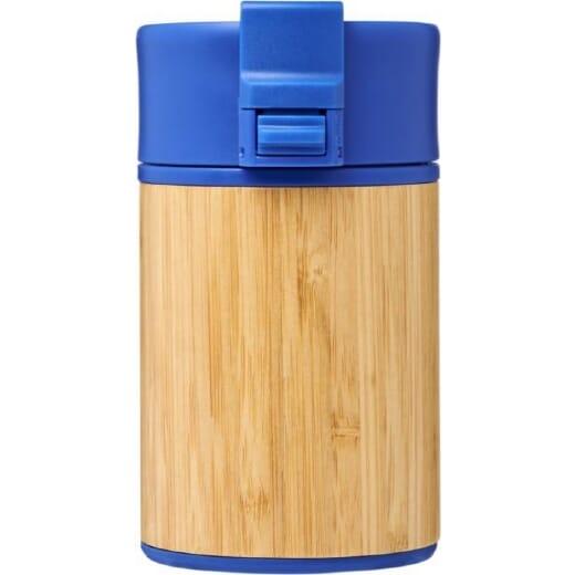 Bicchiere termico in bambù ARCA - 200 ml - 5