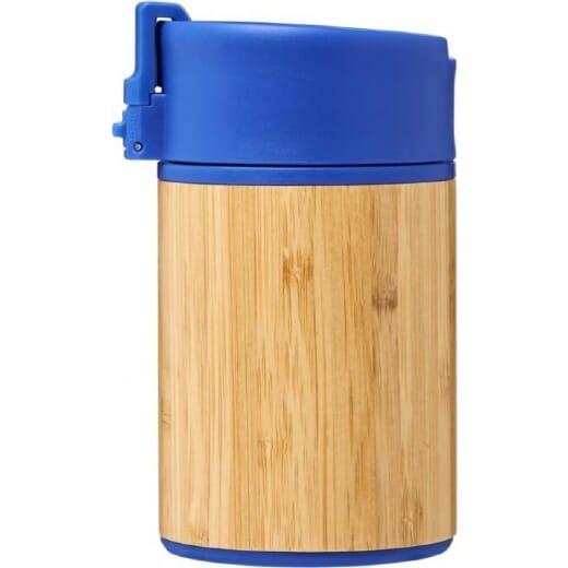 Bicchiere termico in bambù ARCA - 200 ml - 4