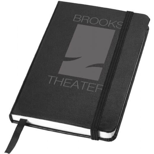 Notebook tascabile con copertina rigida CLASSIC - 1