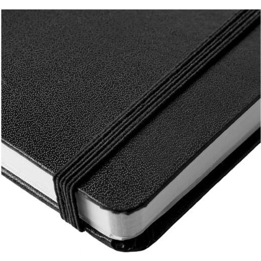 Notebook tascabile con copertina rigida CLASSIC - 4