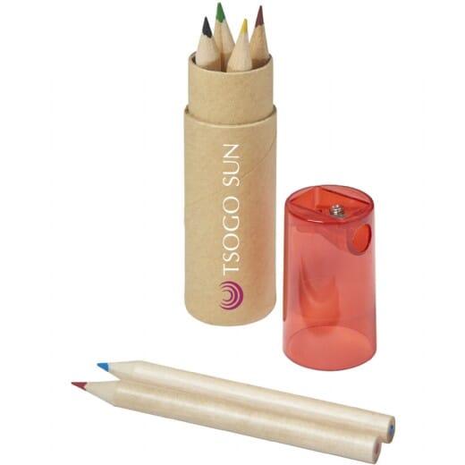 Set matite colorate 7 pezzi KRAM - 1