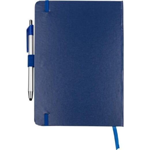 Notebook A5 e penna a sfera con pennino CROWN - 3