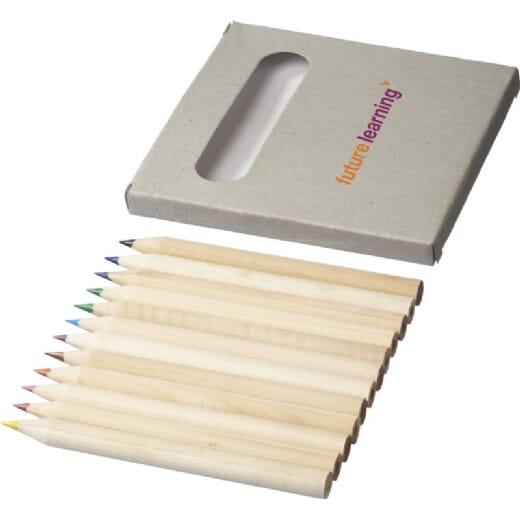 Set 12 matite colorate TALLIN - 1