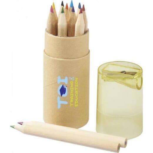 Set 12 matite colorate HEF - 1