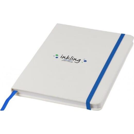Notebook A5 con elastico colorato SPECTRUM - 1