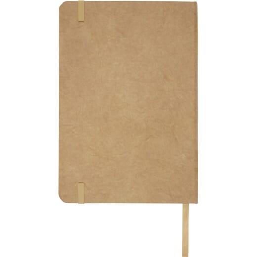 Quaderno A5 in carta di pietra BRECCIA - 3