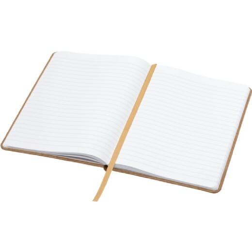Quaderno A5 in carta di pietra BRECCIA - 6