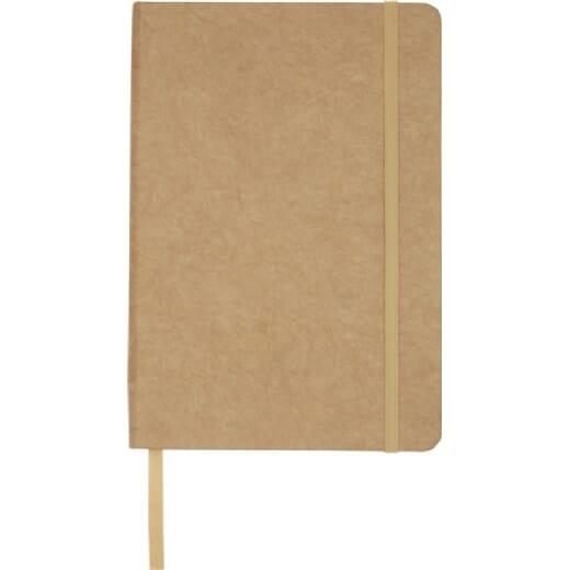 Quaderno A5 in carta di pietra BRECCIA - 2