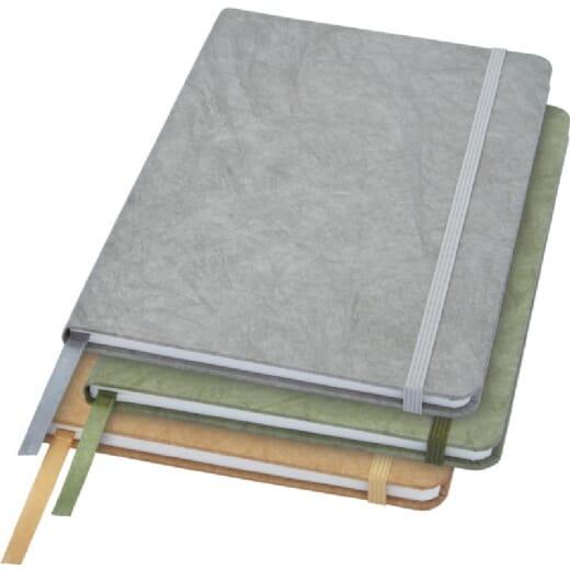 Quaderno A5 in carta di pietra BRECCIA - 7