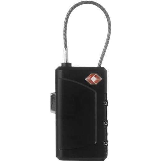 Targa per bagaglio con lucchetto TSA PHOENIX - 3