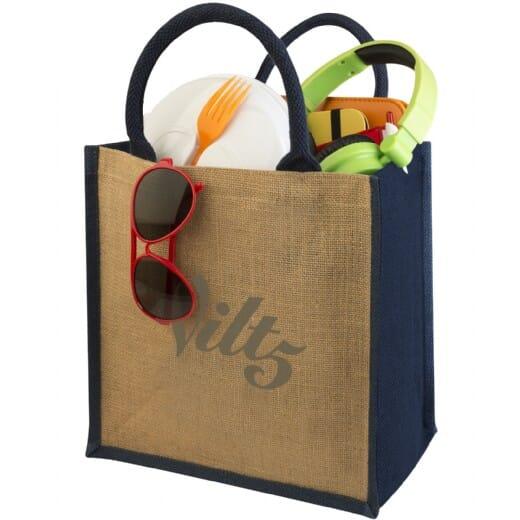 Shopper da regalo in juta CHENNAI - 6