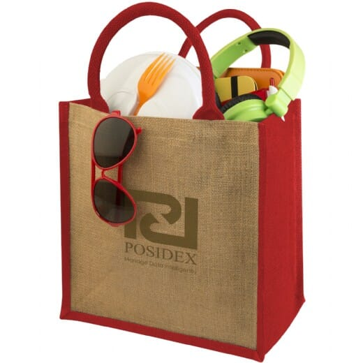 Shopper da regalo in juta CHENNAI - 7