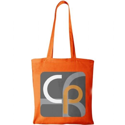Shopper personalizzabile in cotone MADRAS - 1