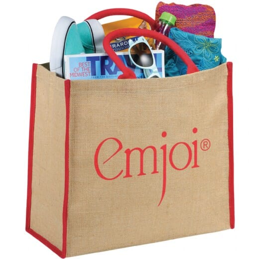 Shopper in juta LARGE - 1