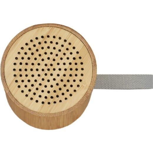 Speaker Bluetooth® in bambù LAKO - 2