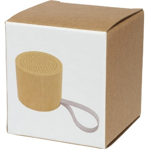 Speaker Bluetooth® in bambù LAKO - 4