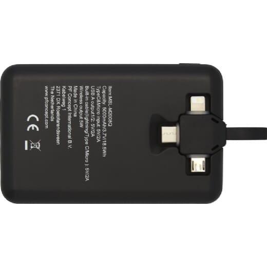 Power bank wireless 5000 mAh KANO - 4