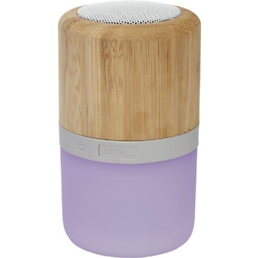 Speaker Bluetooth® con luce AUREA - 3