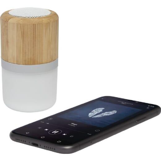 Speaker Bluetooth® con luce AUREA - 2