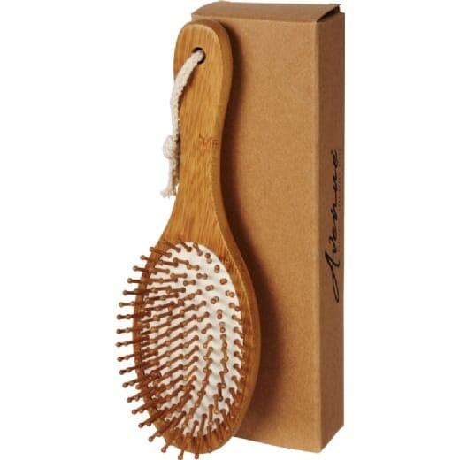Spazzola per capelli in bambù CYRIL - 4