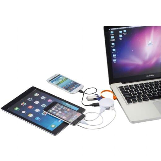 Hub USB a 4 porte ROUND - 2