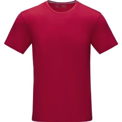 T-shirt da uomo in tessuto organico AZURITE - 3