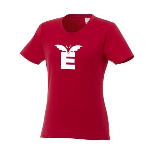 T-shirt a maniche corte da donna HEROS - 1