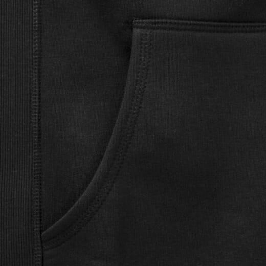 Felpa da uomo con zip e cappuccio ARORA - 4