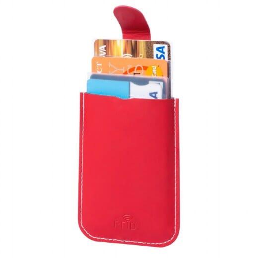 Porta carte di credito personalizzati SERBIN - 1