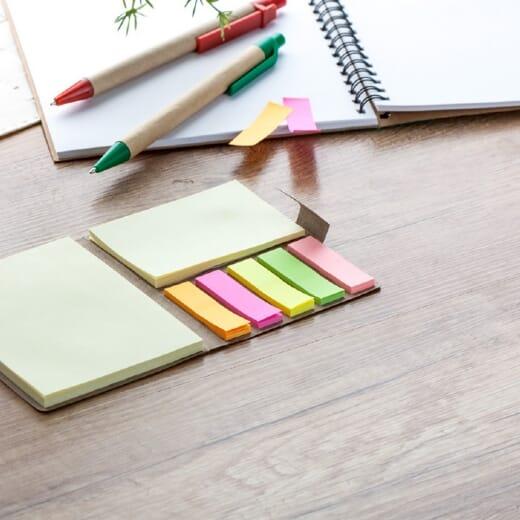 Notepad adesivo Sizes - 3