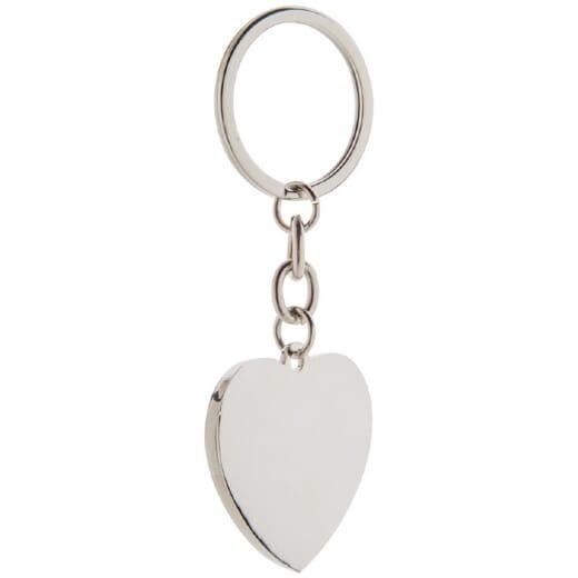 Portachiavi personalizzati cuore Valentine - 2