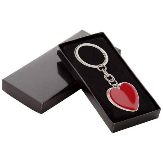 Portachiavi personalizzati cuore Valentine - 3