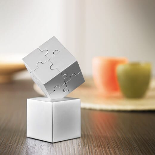 Puzzle magnetico 3D 8 pezzi KUBZLE - 2