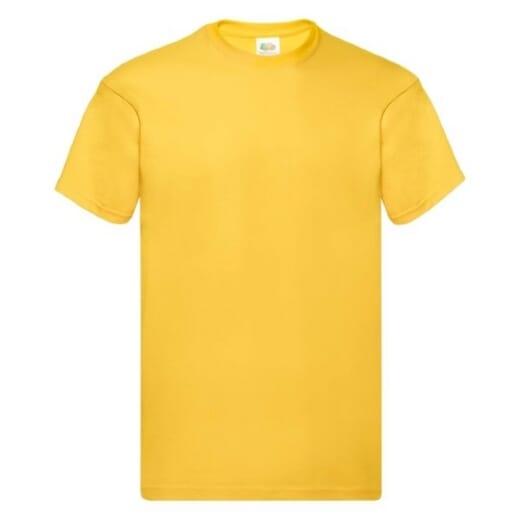 T-shirt Fruit Of The Loom ORIGINAL T - 2