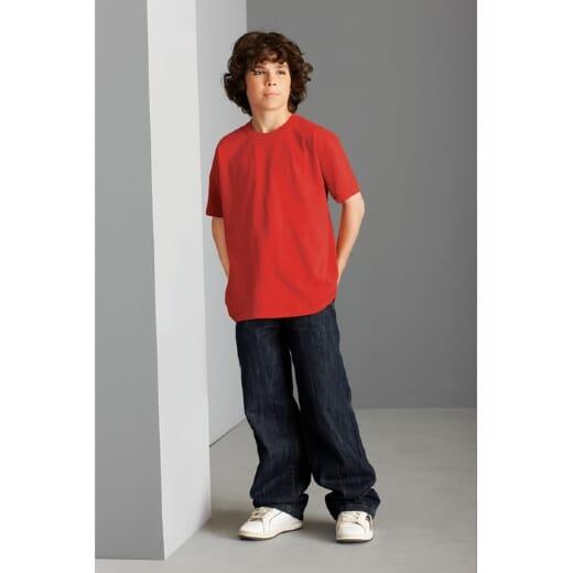 T-shirt Gildan SOFT STYLE da bambino - 1