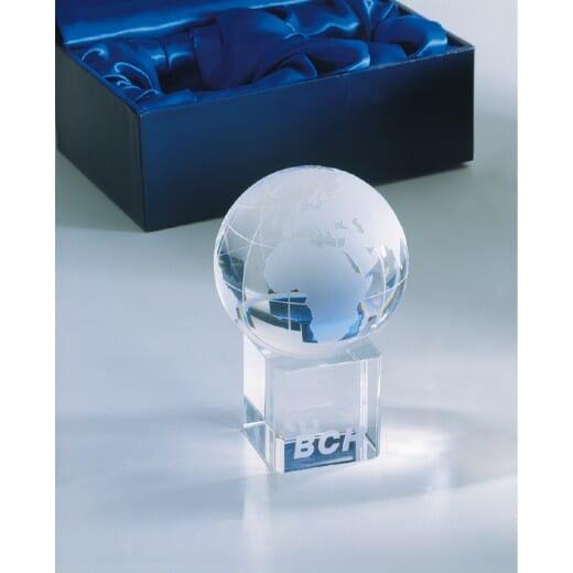 Fermacarte in vetro MUNDI - 2