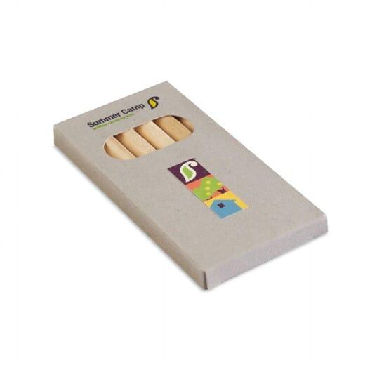 Set 6 matite colorate  ABIGAIL - 2