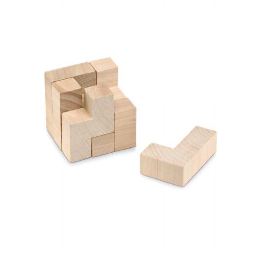 Puzzle in legno in astuccio  TRIKESNATS - 2
