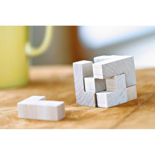 Puzzle in legno in astuccio  TRIKESNATS - 3