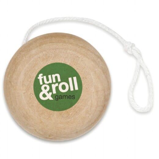 Yo-yo in legno   NATUS - 1