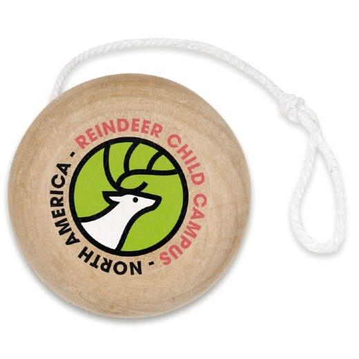 Yo-yo in legno   NATUS - 2