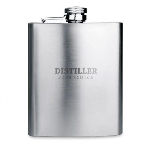 Bottiglia in metallo SLIMMY FLASK - 175 ml - 1