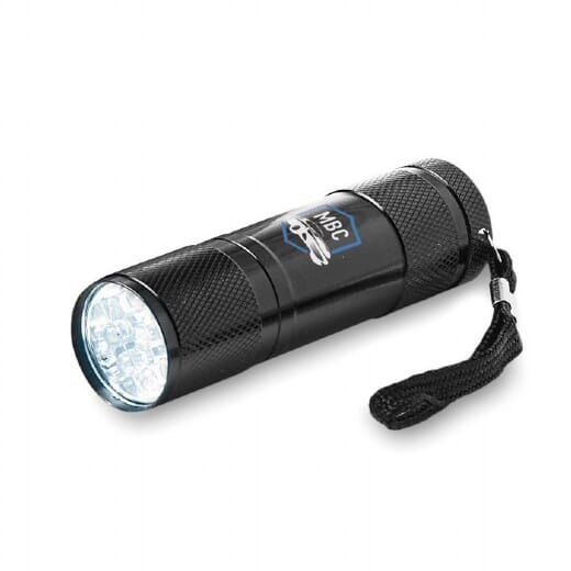 Torcia LED confezione latta  LED PLUS - 1