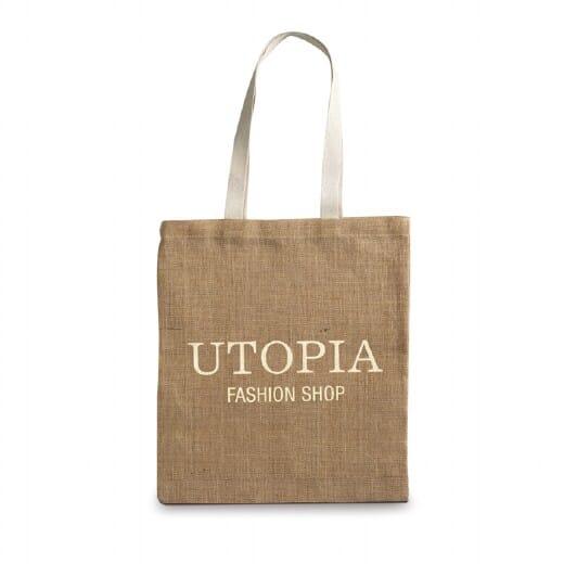 Shopper in juta  JUHU - 1